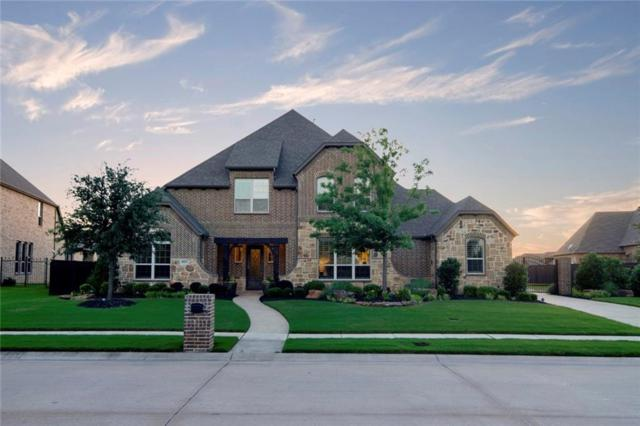 5812 Chalford, Colleyville, TX 76034 (MLS #14096669) :: The Tierny Jordan Network