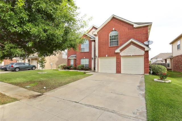 4609 Paladium Drive, Mansfield, TX 76063 (MLS #14096685) :: All Cities Realty