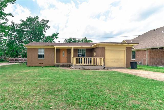 1803 Lee Street, Mesquite, TX 75149 (MLS #14096696) :: The Chad Smith Team