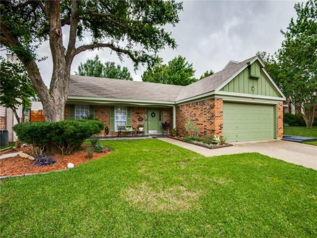 513 Briarcroft Drive, Grapevine, TX 76051 (MLS #14096710) :: Team Tiller