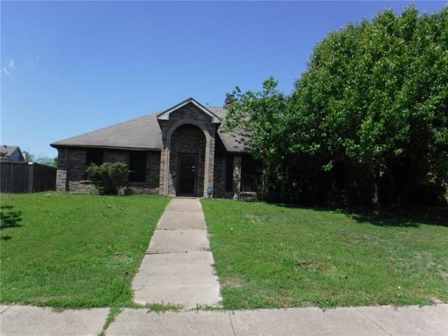 725 Rawlins Drive, Lancaster, TX 75146 (MLS #14096717) :: Kimberly Davis & Associates