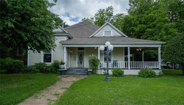 802 Johnson, Terrell, TX 75160 (MLS #14096720) :: RE/MAX Landmark
