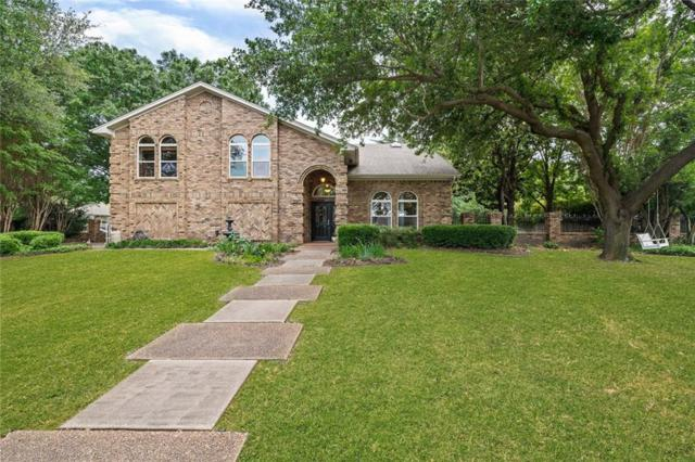 1103 Emerald Court, Colleyville, TX 76034 (MLS #14096793) :: The Tierny Jordan Network