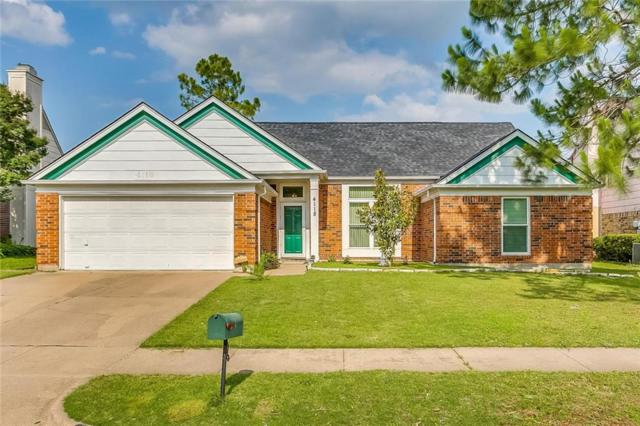 4118 Scotland Drive, Grand Prairie, TX 75052 (MLS #14096797) :: The Tierny Jordan Network
