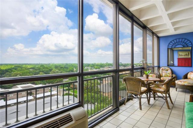 6335 W Northwest Highway #917, Dallas, TX 75225 (MLS #14096844) :: Team Hodnett