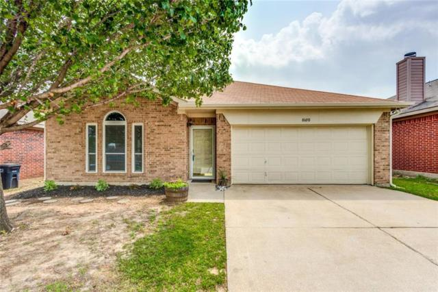 8600 Rainy Lake Drive, Fort Worth, TX 76244 (MLS #14096873) :: All Cities Realty