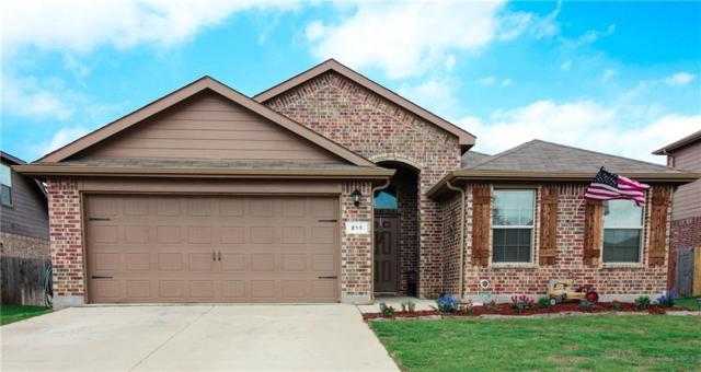 218 Meadowlands Drive, Ponder, TX 76259 (MLS #14096883) :: Potts Realty Group