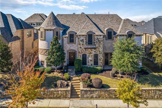 7593 Rawlins Lane, Frisco, TX 75036 (MLS #14096888) :: Kimberly Davis & Associates