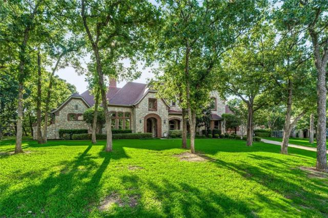 3209 Oak Crest Drive, Flower Mound, TX 75022 (MLS #14096897) :: Real Estate By Design