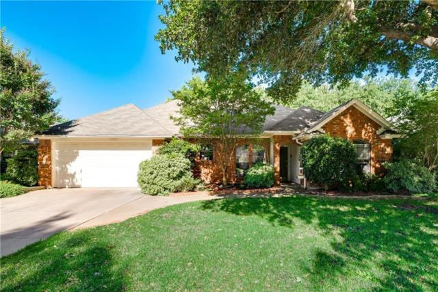 309 Creekside Drive, Keller, TX 76248 (MLS #14096902) :: Team Tiller