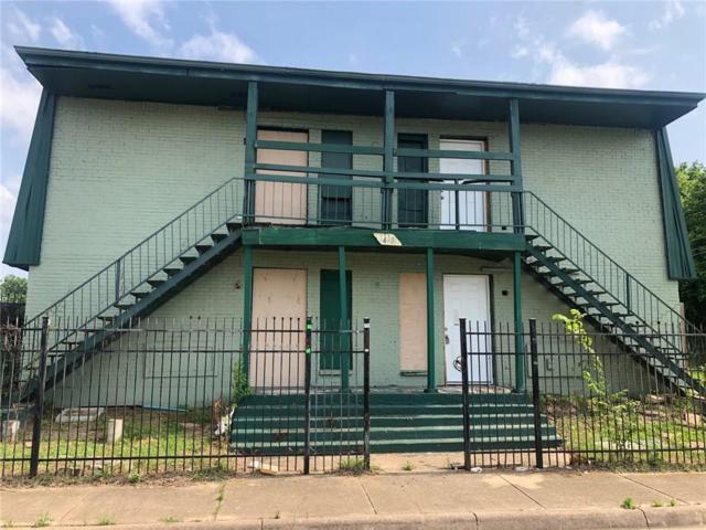 1410 E Tucker Street, Fort Worth, TX 76104 (MLS #14096908) :: The Heyl Group at Keller Williams