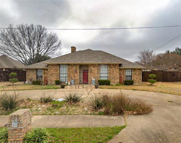 3233 Barnes Bridge Road, Dallas, TX 75228 (MLS #14096957) :: Real Estate By Design