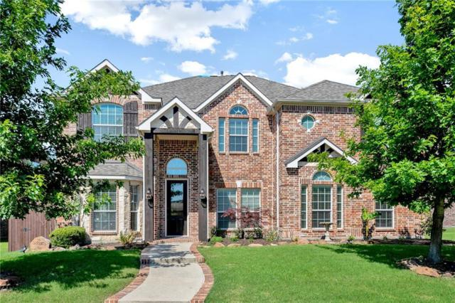 12261 Peace River Drive, Frisco, TX 75035 (MLS #14096972) :: The Tierny Jordan Network