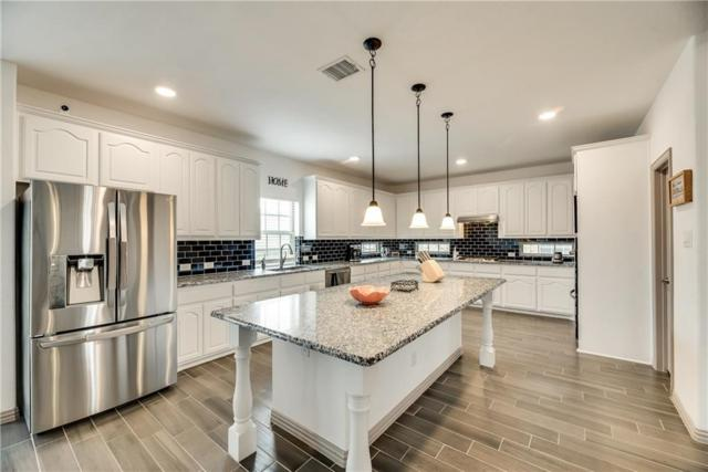 8332 Meadow Sweet Lane, Fort Worth, TX 76123 (MLS #14096993) :: Real Estate By Design