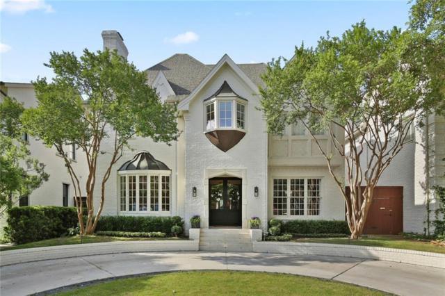 3103 Drexel Drive, Highland Park, TX 75205 (MLS #14097020) :: Robbins Real Estate Group