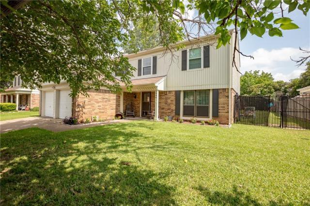 3945 Wrenwood Drive, Fort Worth, TX 76137 (MLS #14097024) :: Baldree Home Team