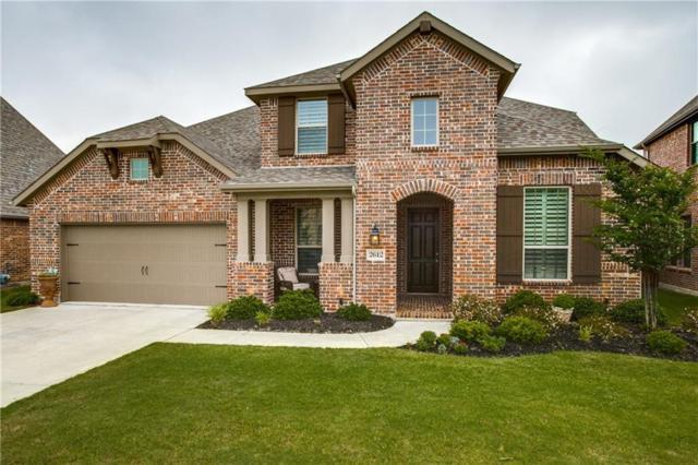 2612 Greenhigh Lane, Mckinney, TX 75071 (MLS #14097066) :: Lynn Wilson with Keller Williams DFW/Southlake