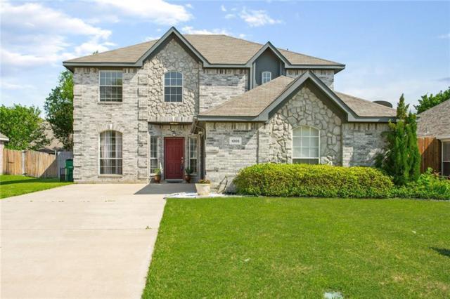 1005 Baker Street, Mckinney, TX 75069 (MLS #14097069) :: Kimberly Davis & Associates