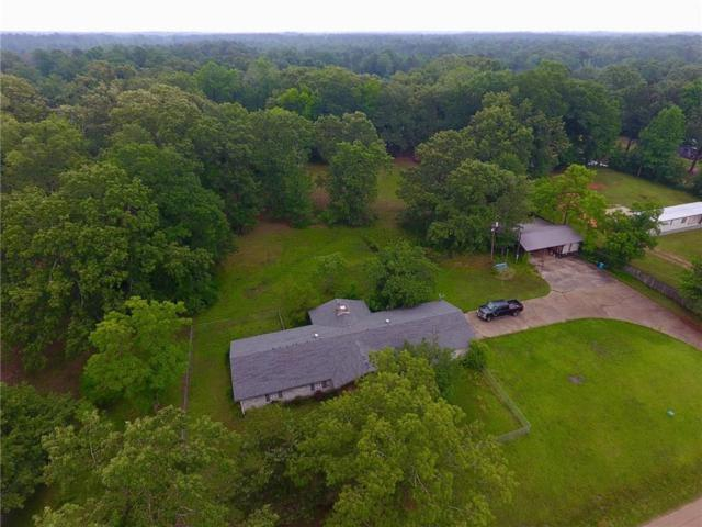 329 Tomahawk, Texarkana, TX 75501 (MLS #14097108) :: RE/MAX Town & Country