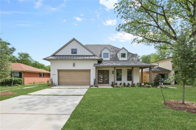 3866 Dunhaven Road, Dallas, TX 75220 (MLS #14097121) :: HergGroup Dallas-Fort Worth