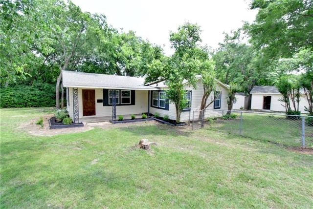 616 N Stewart, Azle, TX 76020 (MLS #14097138) :: All Cities Realty