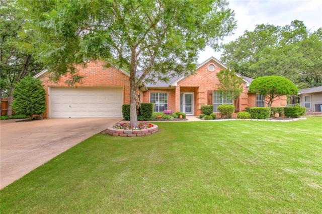 5415 Cortez Drive, Granbury, TX 76049 (MLS #14097148) :: Kimberly Davis & Associates