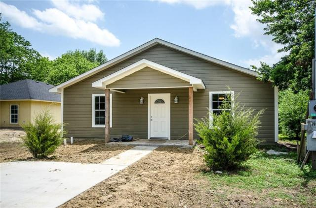 1607 W 13th Avenue, Corsicana, TX 75110 (MLS #14097152) :: Robbins Real Estate Group