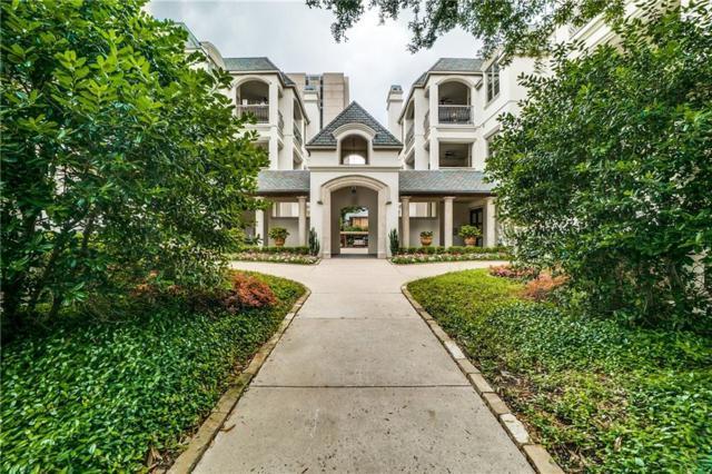8511 Edgemere Road #301, Dallas, TX 75225 (MLS #14097177) :: Team Hodnett