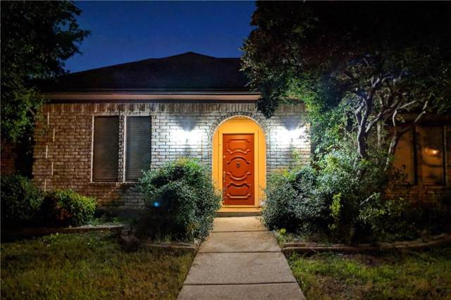 1921 Country Club Drive, Plano, TX 75074 (MLS #14097186) :: RE/MAX Town & Country