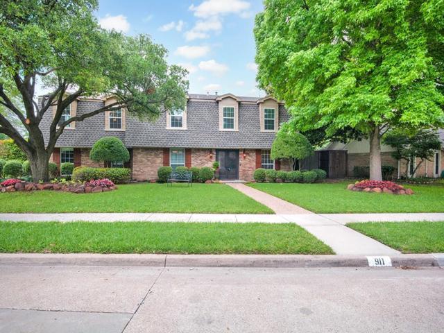 911 Dunbarton Drive, Richardson, TX 75081 (MLS #14097193) :: Robbins Real Estate Group