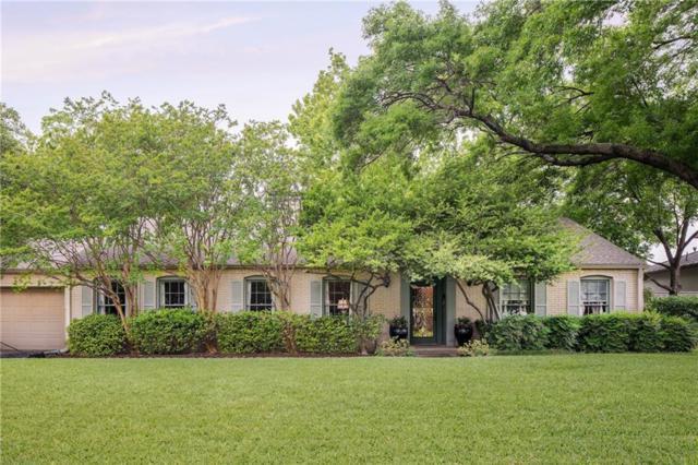 5733 Preston Haven Drive, Dallas, TX 75230 (MLS #14097199) :: Robbins Real Estate Group