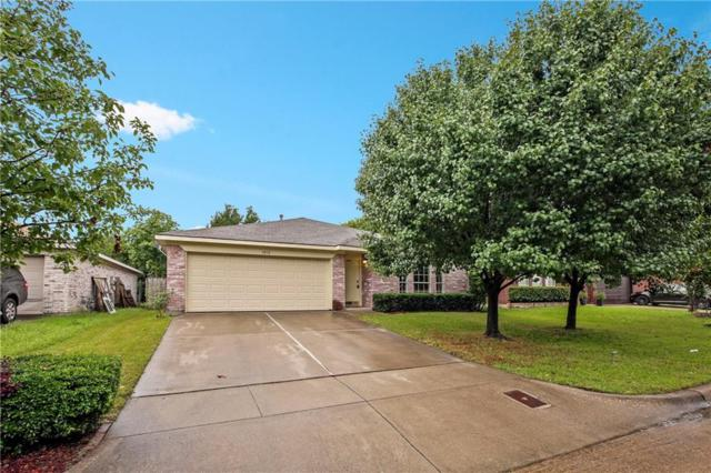 1852 Overland Street, Fort Worth, TX 76131 (MLS #14097203) :: The Heyl Group at Keller Williams