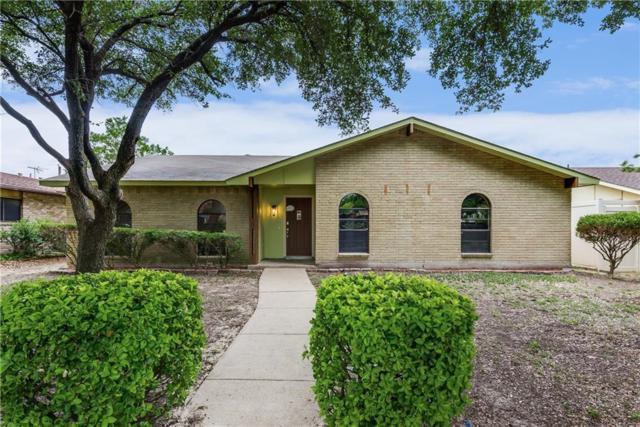 2709 Rickenbacker Drive, Dallas, TX 75228 (MLS #14097261) :: RE/MAX Landmark