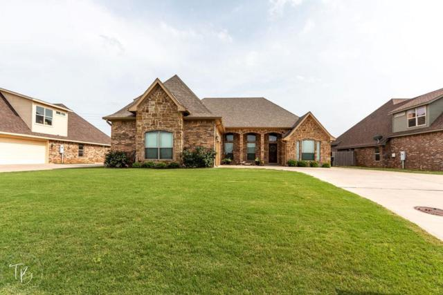 4009 Sierra Sunset, Abilene, TX 79606 (MLS #14097266) :: Ann Carr Real Estate