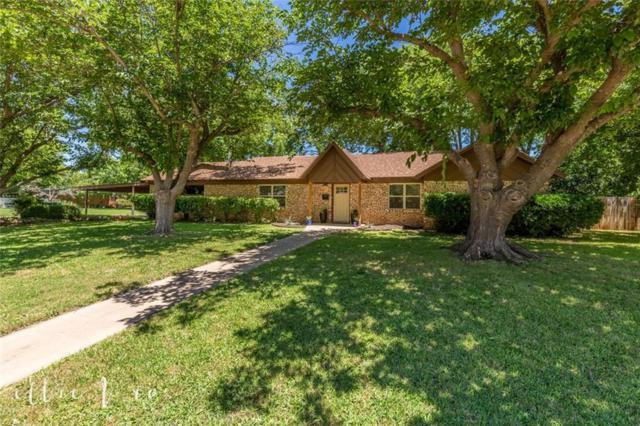 2101 Glenwood Drive, Abilene, TX 79605 (MLS #14097281) :: The Heyl Group at Keller Williams