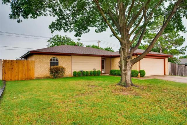 1200 Burmeister Road, Fort Worth, TX 76134 (MLS #14097286) :: The Heyl Group at Keller Williams