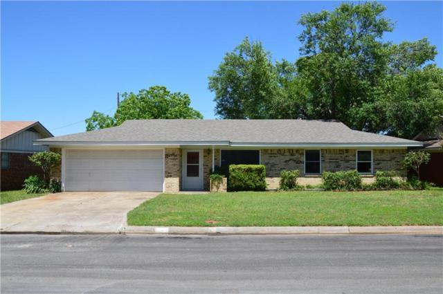 1881 Kingland Street, Stephenville, TX 76401 (MLS #14097287) :: Magnolia Realty
