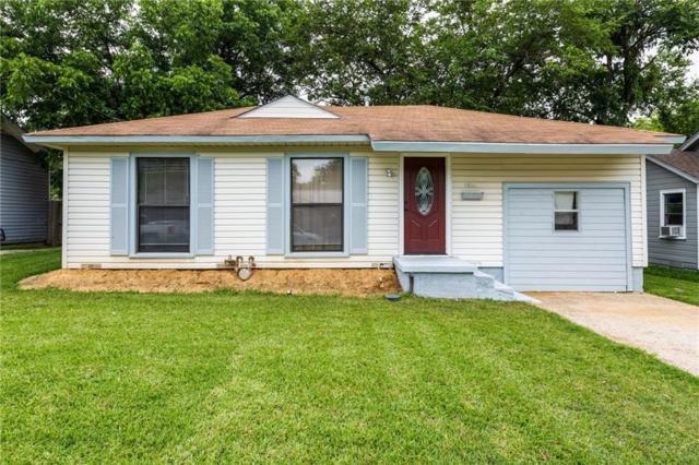 605 Travis Street, Ennis, TX 75119 (MLS #14097296) :: The Heyl Group at Keller Williams