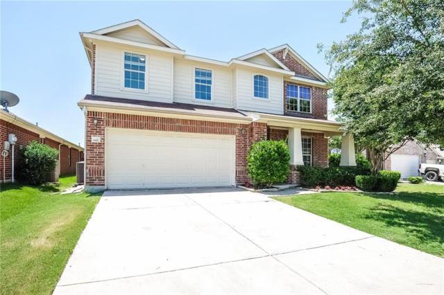1111 Johnson City Avenue, Forney, TX 75126 (MLS #14097300) :: The Chad Smith Team