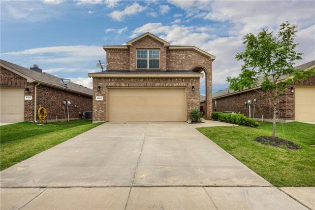 8901 Tenderfoot Lane, Aubrey, TX 76227 (MLS #14097301) :: The Mitchell Group