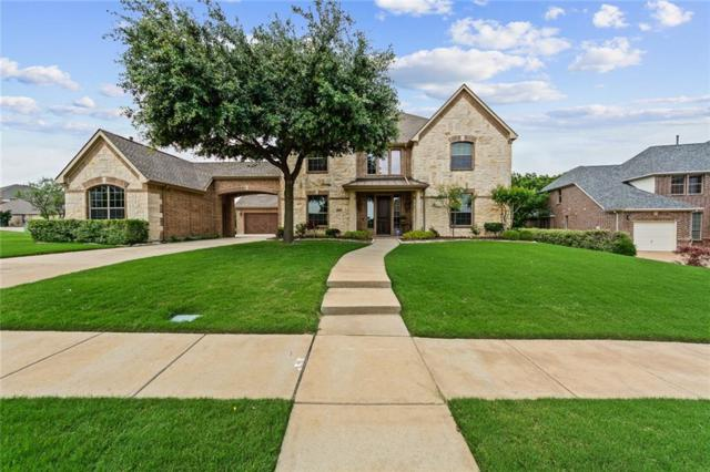 4024 Hook Bill Drive, Mckinney, TX 75072 (MLS #14097304) :: All Cities Realty