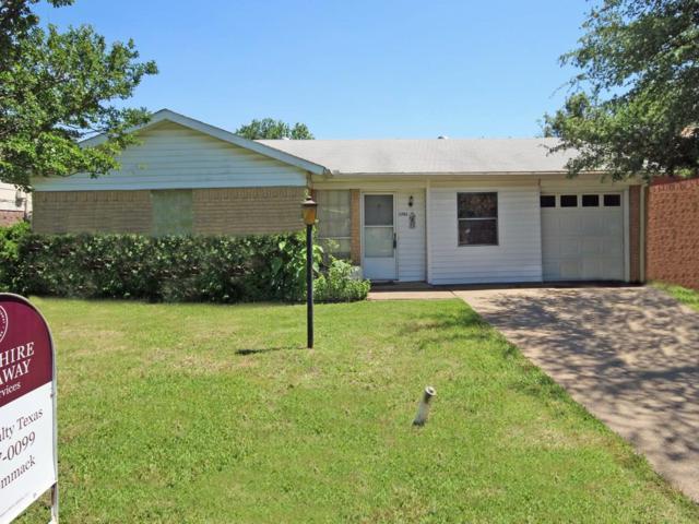 1701 Armstead Avenue, Grand Prairie, TX 75051 (MLS #14097314) :: The Heyl Group at Keller Williams