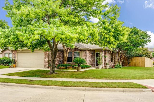 8720 Hunters Point Way, Fort Worth, TX 76123 (MLS #14097333) :: All Cities Realty