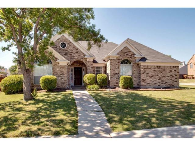 1352 Autumn Trail, Lewisville, TX 75067 (MLS #14097336) :: Magnolia Realty