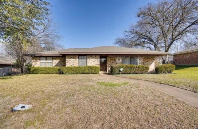 305 Hanna Avenue, Desoto, TX 75115 (MLS #14097339) :: Baldree Home Team