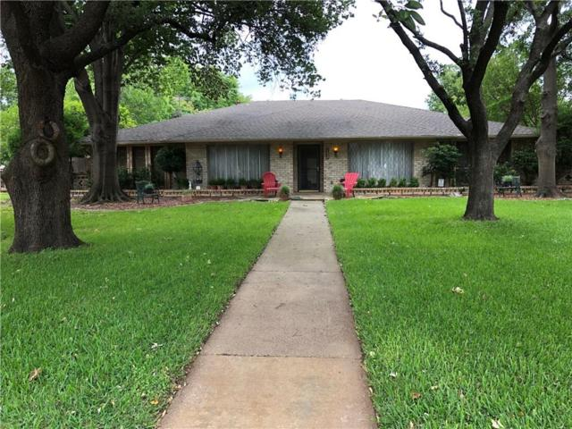 132 Grove Court, Lewisville, TX 75077 (MLS #14097348) :: The Hornburg Real Estate Group