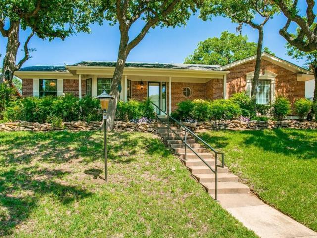1756 Westridge Drive, Hurst, TX 76054 (MLS #14097357) :: The Tierny Jordan Network