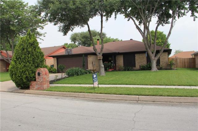 536 N Park Drive, Saginaw, TX 76179 (MLS #14097369) :: All Cities Realty