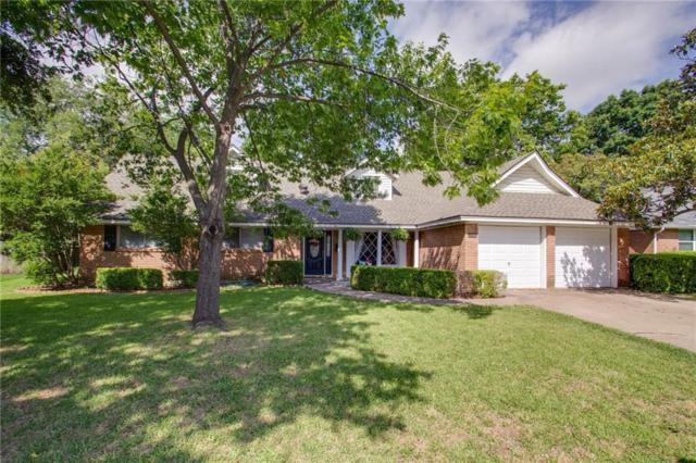 5232 Rutland Avenue, Fort Worth, TX 76133 (MLS #14097380) :: Real Estate By Design