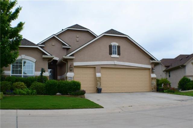 9701 Rivercrest Drive, Denton, TX 76207 (MLS #14097382) :: RE/MAX Landmark